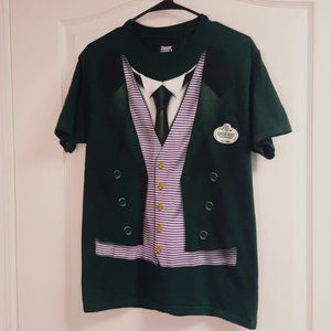 Disney Haunted Mansion Ghost Host T-shirt